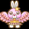 ピンクちゃん(^_-)-☆