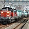 DD51の貨物列車を撮影してみる