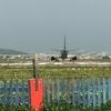 台湾旅行 2回目 2016.9 台北 4日目 台北松山空港の真横の知る人ぞ知るスポット!飛行機を見にいく