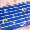 スヌーピー買い物かご用保冷バッグ*ローソン夏のスヌーピーフェア2019