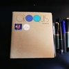会社で使っているクロッキー帳を公開します