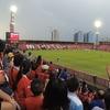 フィリピン代表日本人!? ムアントンユナイテッド 対 スパンブリー @タイリーグ