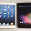 Nexus7のレビュー記事まとめ:iPadminiとの各種比較、保護ケース&液晶保護フィルムなど