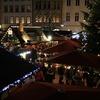 クリスマスマーケットの情景 5 ゲッティンゲン