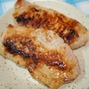 豚味噌漬けステーキ