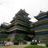 国宝松本城を散歩5(長野県松本市)