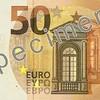 新50ユーロ札が発行になりました