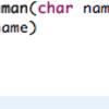 C++による、コンストラクタの種類