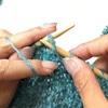 編みグセ矯正修行①裏編みがゆるくなるのを直すには?