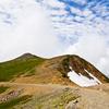 バスに乗って乗鞍岳へ軽登山に行きました