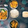 【バングラデシュ人に美味しいバングラカレーのお弁当を作ってもらったよ(^^)】