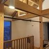 【室内干し】突っ張り棒で室内干しスペースを作成