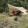 車×キャンプ旅で風のように駆け回りたい。