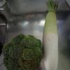【その素材、捨てずに利用しましょう!】ブロッコリーの葉っぱを捨てずにおいしいスープを作ります!