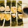ニッチェ江上さん流簡単おつまみ「カマンベールチーズ+海苔+わさび醤油」