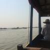 【カンボジア女子一人旅】雨季の終わりの今がおすすめ!トンレサップ湖クルーズ♪
