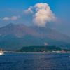 桜島溶岩なぎさ公園が車中泊に最適だった
