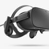 バーチャル世界を体験する「Oculus Rift」