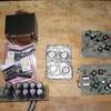 クリスキットの基板を使ったパワーアンプの製作  ―その1―