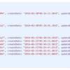 スクリプト機能を使って複数のクラスデータを一回で取得する