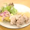 豚肉と大根の煮付け