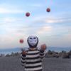 【ジャグリング】4ボールの応用技(15種)と3ボール〜5ボールサイトスワップ(11種)の紹介