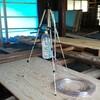 水盛り管による不同沈下の測定