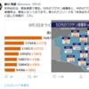 23区内でいえば世田谷区の新型コロナ感染者、ワクチン接種は別に悪くはない