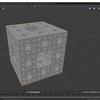 Blender2.8でAdd Mesh Extra Objectsアドオンを使って様々なメッシュオブジェクトのテンプレートを追加する