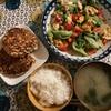 オートミールプロテイン豆腐ハンバーグ
