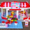 【女の子におすすめ!】ごっこ遊びも出来る、レゴ ・フレンズのシティ・パークカフェを作ってみました♪