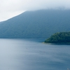 本栖湖(山梨県南都留)