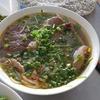 ベトナム飯 その⑩ Bún Bò Huế(ブンボーフエ)