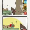 チベットスナギツネの砂岡さん「お買い物」