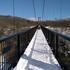 冬の那須の『つつじ吊橋』に行ってきました。なかなかスリリングな体験ができましたよ。