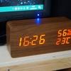 「木の時計」を買ってみた -最近の買い物記録-