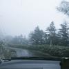 梅雨突入!配車マン・乗務員共に水濡れに注意!