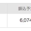 金欠予定だったのでランサーズ7日間で6,000円程度稼いだ