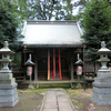 神明社(三鷹市/上連雀)への参拝と御朱印
