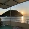 松山市北条を散策する: 鹿島と本格的な北条鯛めし