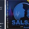 SALSA With RandomEyes 音声データから自動的に口、目、表情に変化を付けるエディタ
