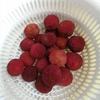 山桃の蜜煮と梅のはちみつ漬け