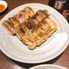 テムジン大阪うめきた店でビールと餃子、そして炒飯などを堪能してきました