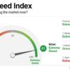 Fear & Greed Indexで市場の心理状態を知って株価の天井と底を予測する方法