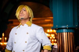 USJ サンジの海賊レストラン ワンピースプレミアムショー2019と年パスデビュー!