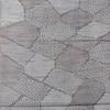 着物生地(227)石畳に絣織り出し本真綿結城紬
