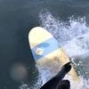 静岡、鹿島ポイントサーフィンレポート 3月13日 GoProHero7でライディング撮影