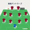 ジーコと共に~2020年J1第21節・鹿島VS 横浜FC戦!アウェイで受けた屈辱はホームで返す!!暴風雨も吹っ飛ばせ!!!~