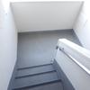 UR団地の階段ホール