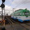阪堺電車 大和川 浜寺